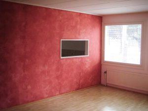 Seinän pinnoitus (2)